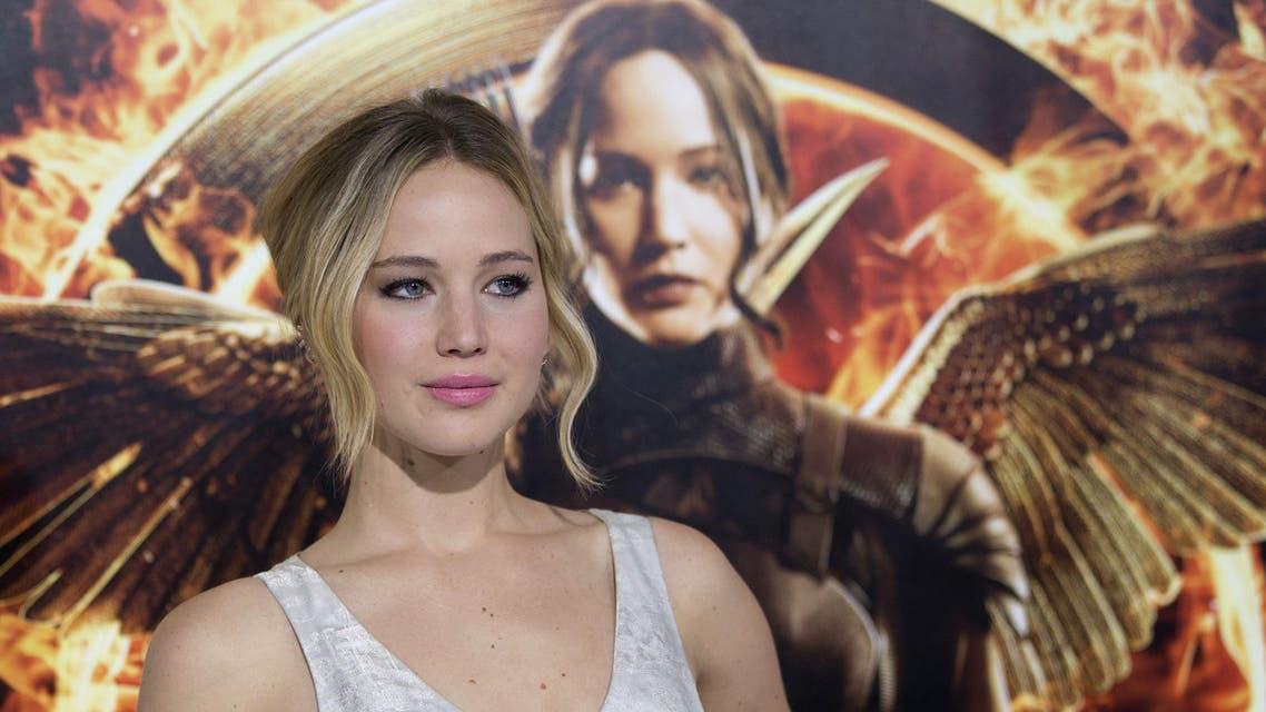 Jennifer Lawrence reuters