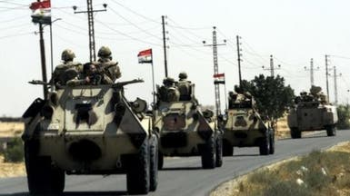 مصر.. مقتل 5 إرهابيين شاركوا في قتل ضابط شرطة بسيناء