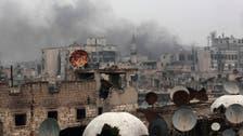 70 شخصاً على الأقل قضوا بقصف النظام لموقع للمعارضة
