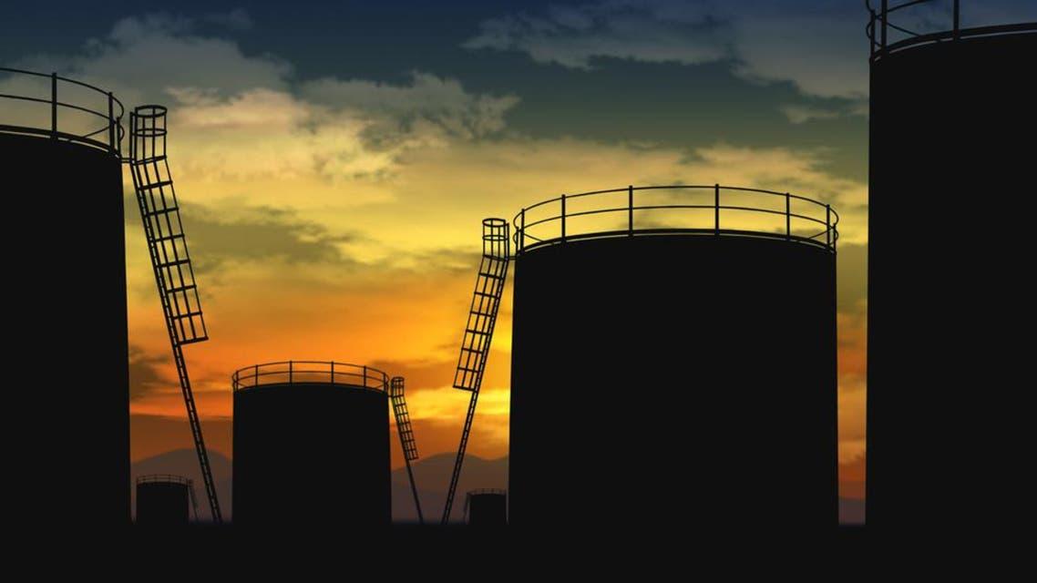 oil shutterstock