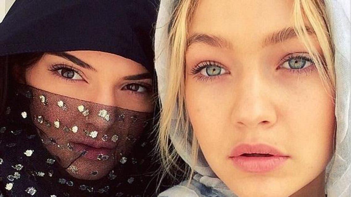 Kendall Gigi instagram