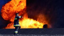 Libya in $6 mln push to tackle oil port fires