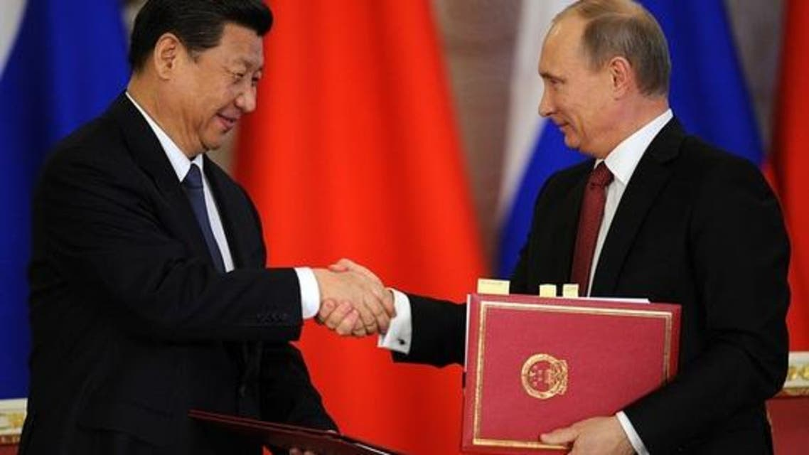 China-Russia Deal