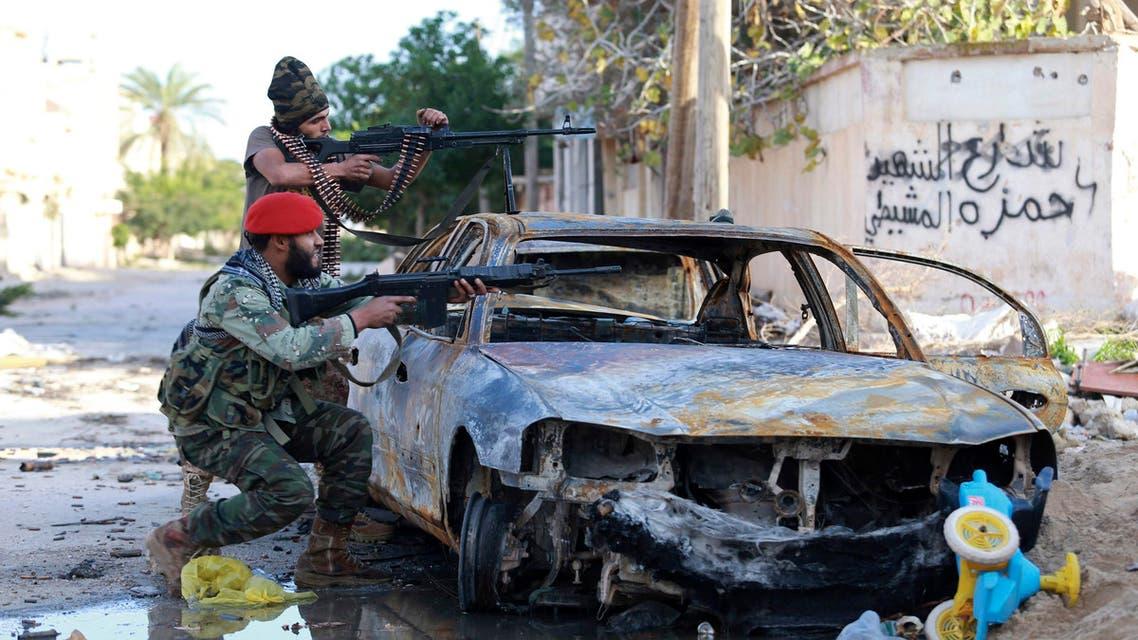 Libya bengazi militants REUTERS