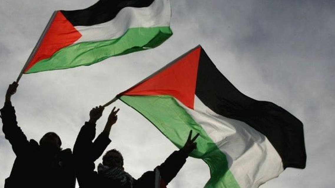 It calls for an independent state of Palestine to be established within the June 1967 borders, with East Jerusalem as its capital. (File photo: AFP)