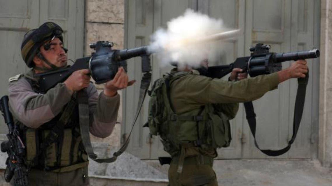جيش اسرائيلي
