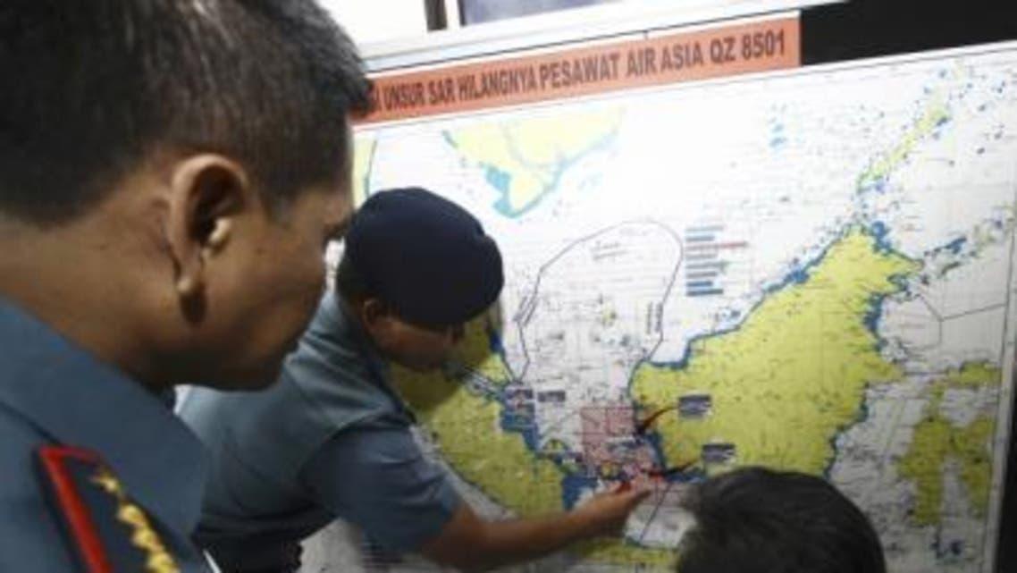 من عمليات البحث على الطائرة الماليزية المفقودة