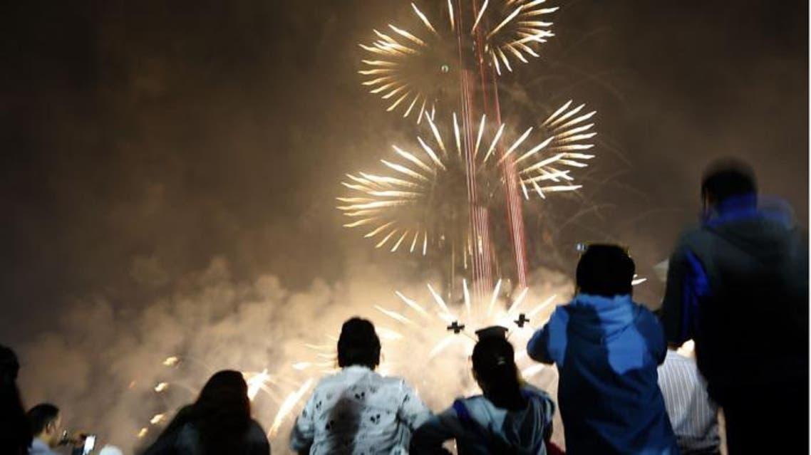 Dubai New Year celebration