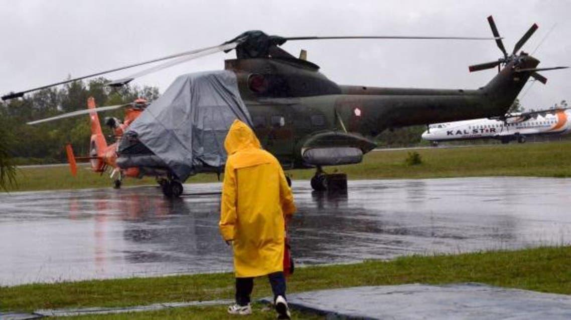عمليات البحث عن الطائرة الماليزية المفقودة