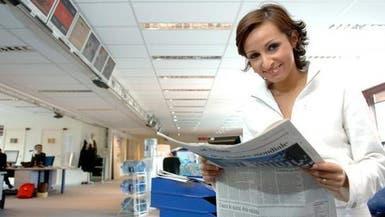 مغربية تتوج كأفضل مذيعة نشرات إخبارية في بلجيكا