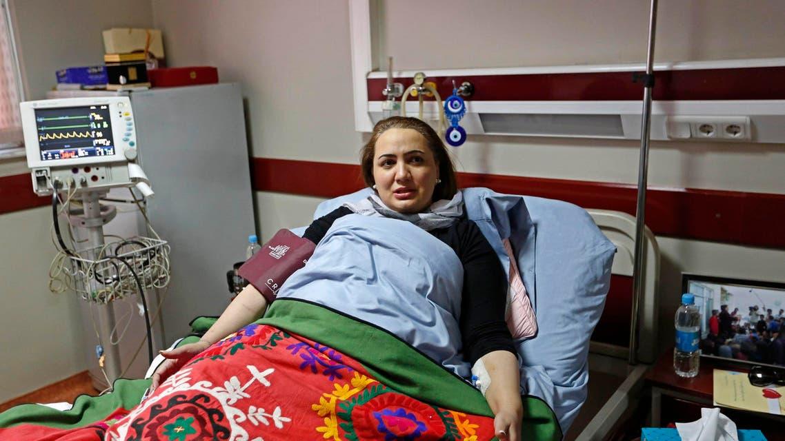 Afghan member of parliament Shukria Barakzai Reuters