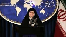 Iran says new U.S. sanctions violate spirit of nuclear talks