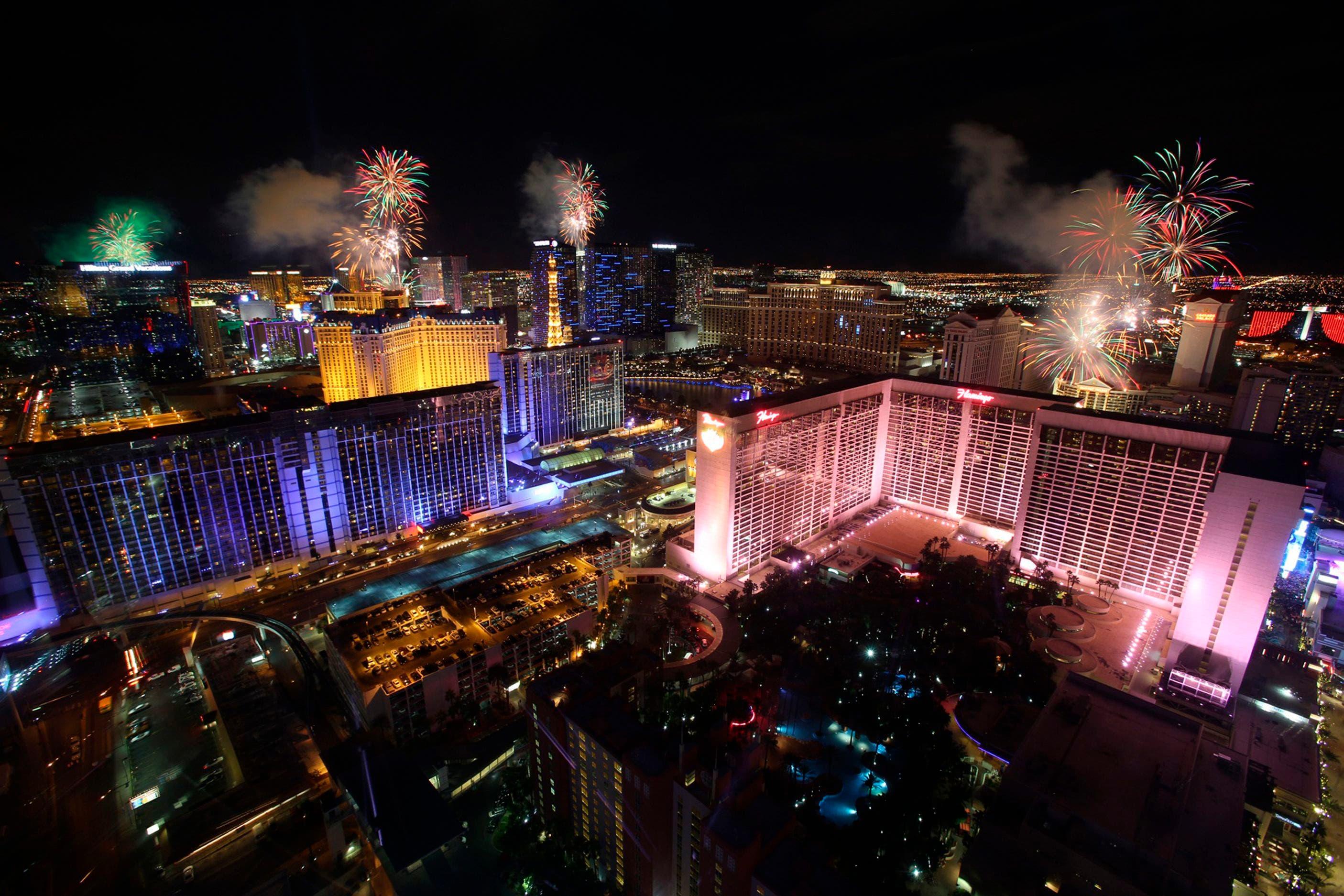 New Year celebrations around the world