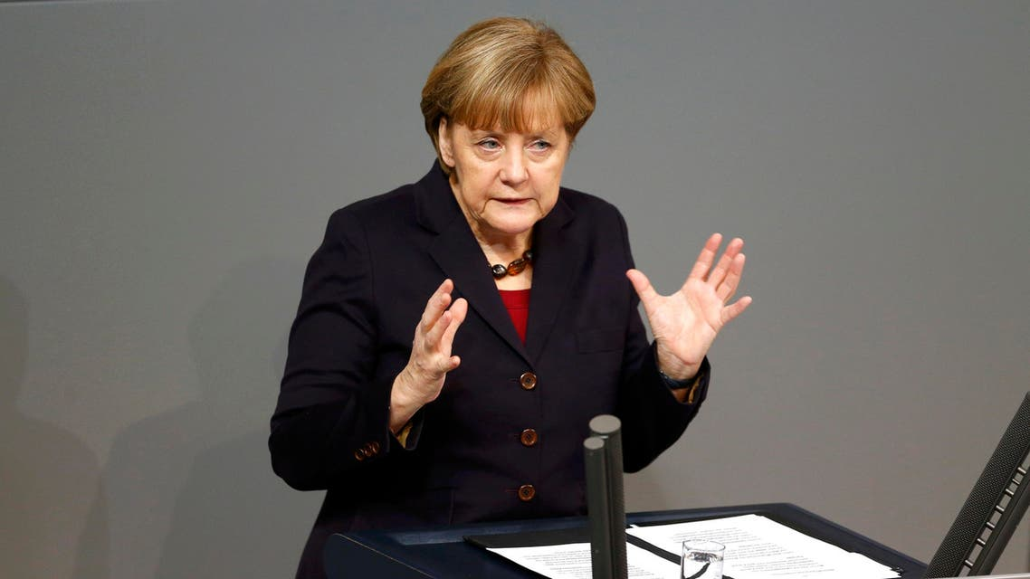 angela merkel germany reuters
