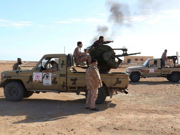 ليبيا.. مقتل 12 جنديا في انفجار سيارة ملغومة في بنغازي
