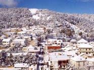 الثلوج تعزل مناطق بأكملها شمال ووسط تونس