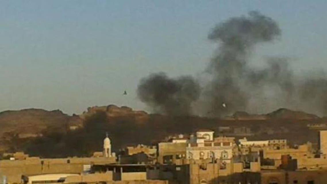 اشتباكات في رداع في اليمن