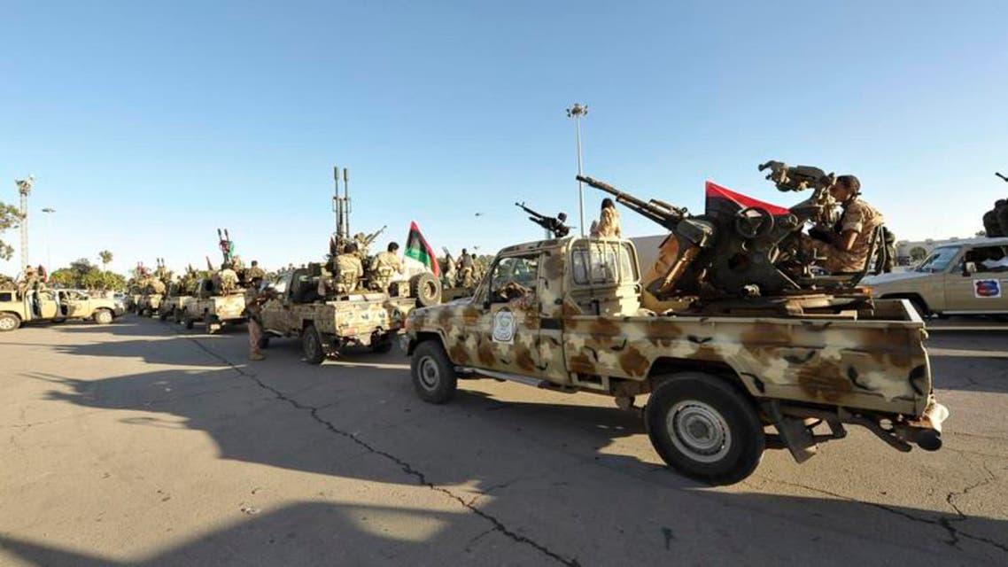 libya 2014