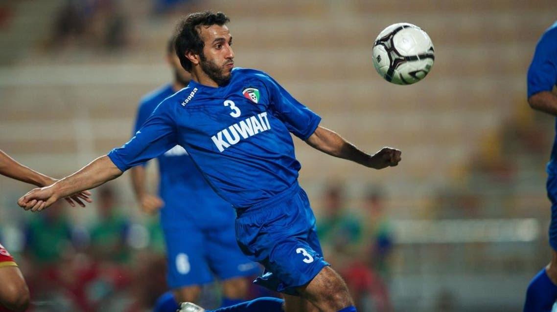 Kuwait football shutterstock
