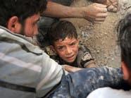 4 آلاف طفل سوري قضوا تحت قصف النظام في 2014