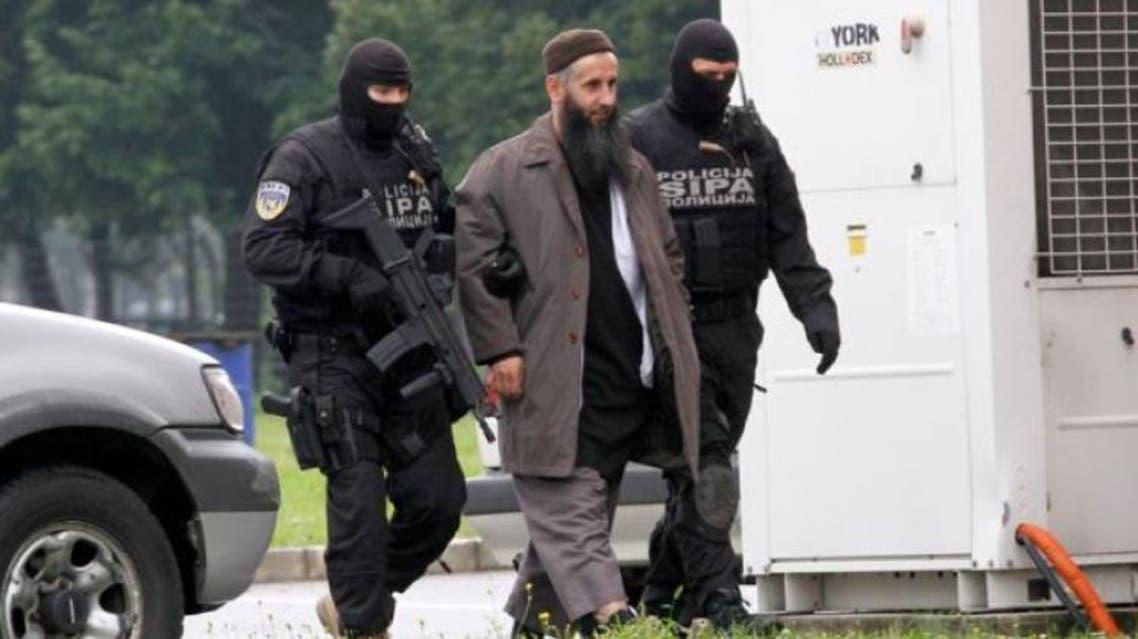 Bilal Husein Bosnic reuters