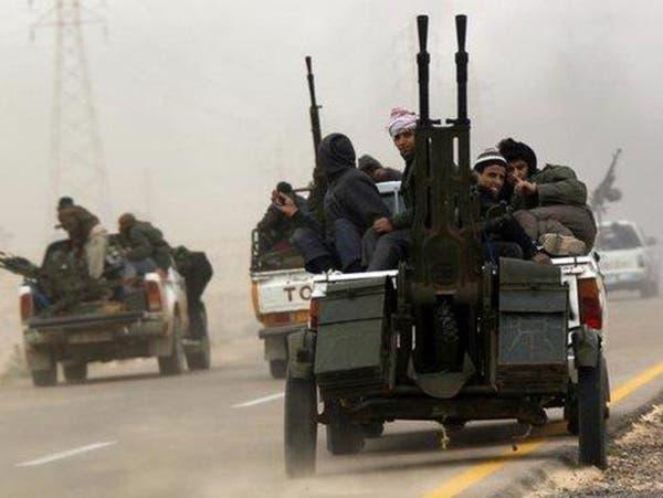 """مليشيات """"فجر ليبيا"""" تتناحر على وقع حوار جنيف"""