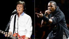 Kanye West and Paul McCartney release New Year's single
