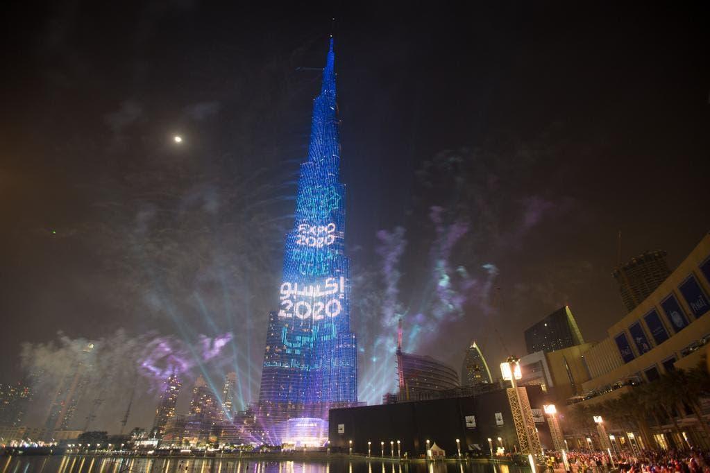 برج خور از برج خلیفه که مرتفعترین آسمان خراش جهان است بلندتر خواهد بود
