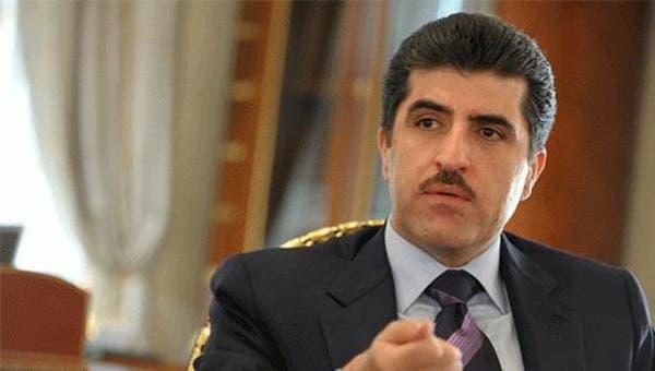 نچیروان بارزانی رئیس اقلیم کردستان عراق