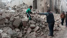 At least 19 killed in rebel fire on Syria's Aleppo