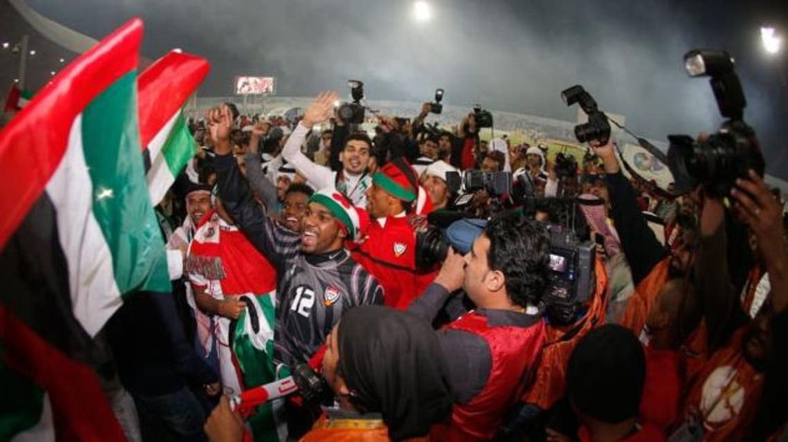 The positive results came thick and fast as the UAE went on to win the Gulf Cup title in 2013. (File photo: Reuters)