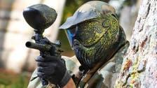 10,000 apply for human paintball bullet tester job