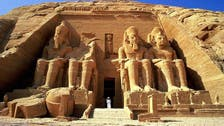 '1,400 tourists' visit Egypt's pharaonic ruins in Aswan on new year