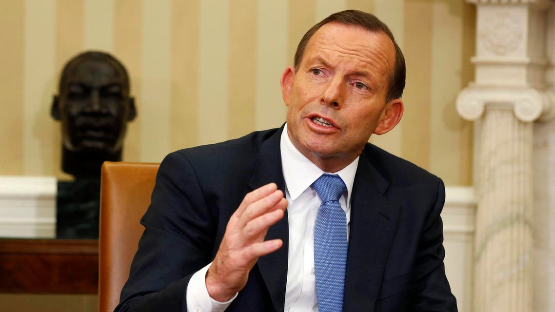 australia pm tony abbott reuters