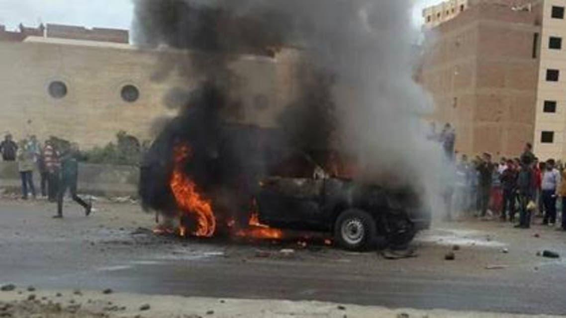 أعمال عنف مصر 3