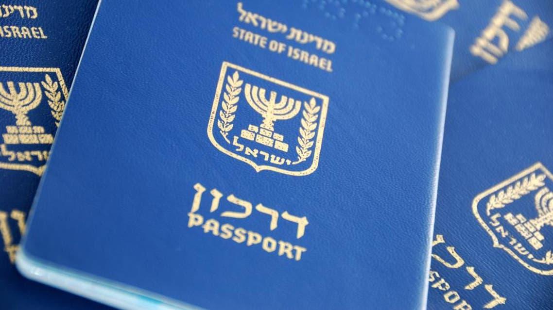 Israeli passport Shutterstock
