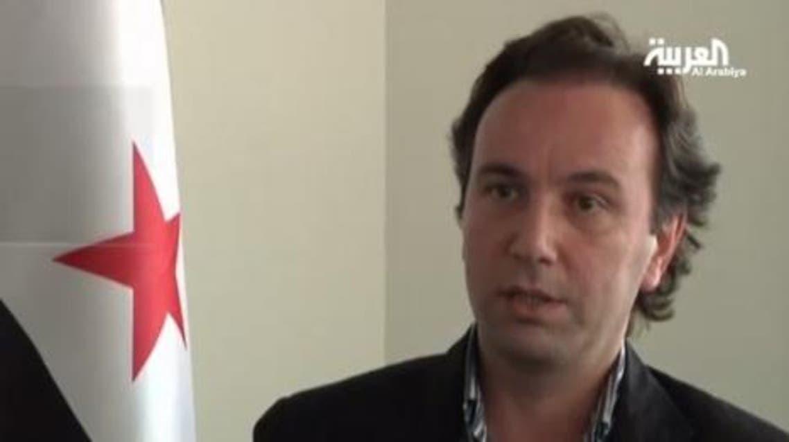 Khaled Khoja (Al Arabiya)