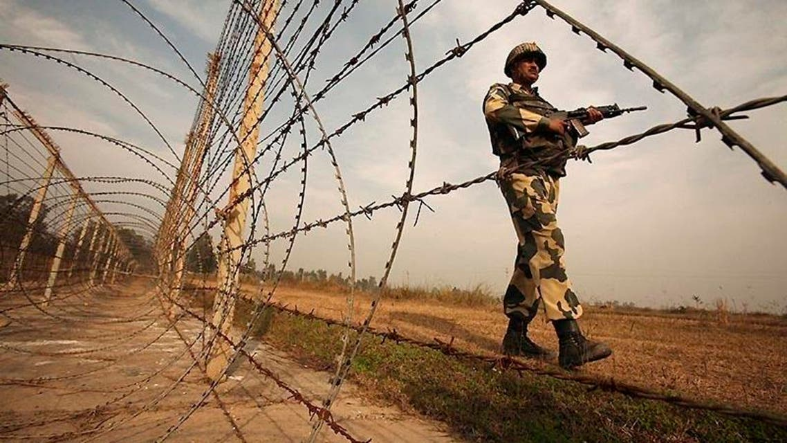 Indian Bsf Soldier