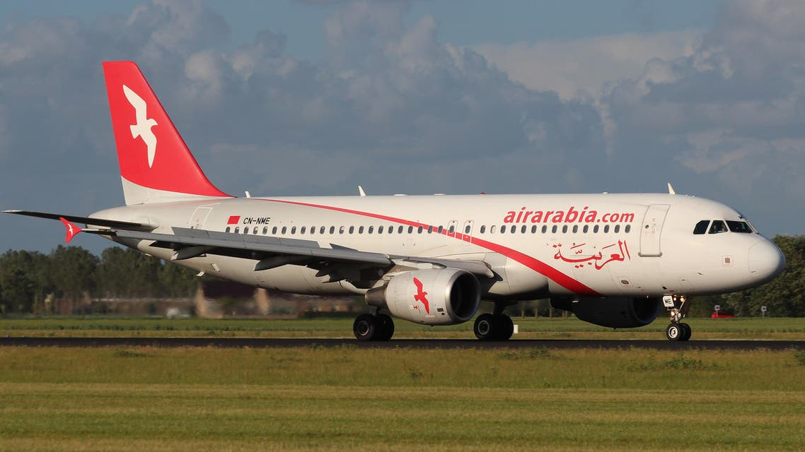 Air Arabia served over 1.6 million passengers in the quarter, an increase of 8 percent year-on-year. (Shutterstock)