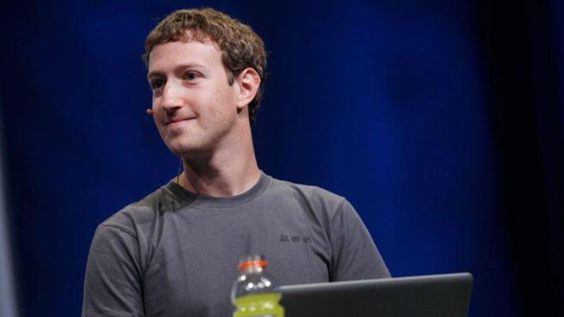Mark Zuckerberg reuters