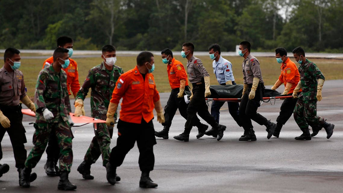 Searching for AirAsia Flight QZ8501
