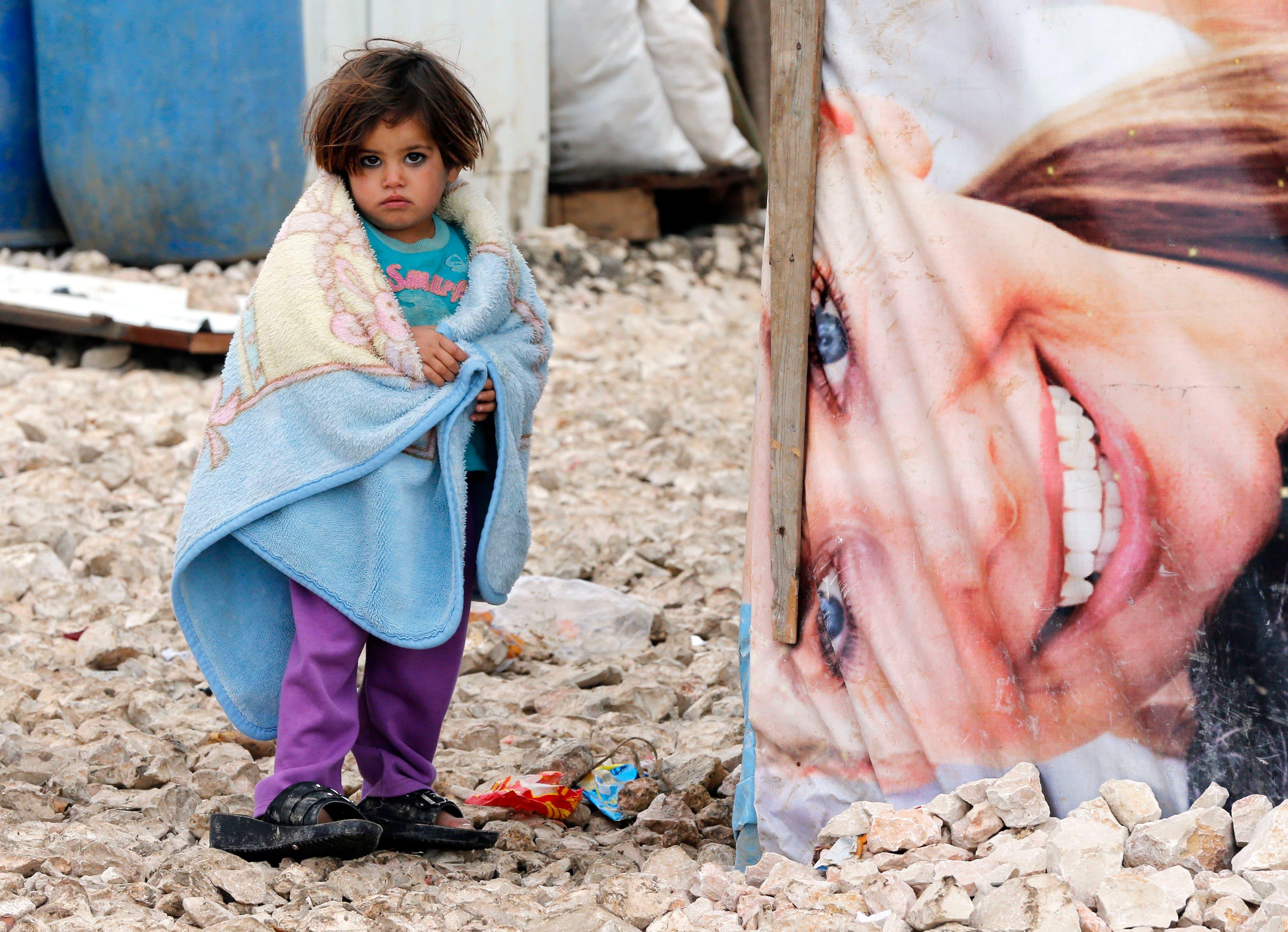 Syrian refugee life in Lebanon