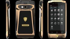 Feast your eyes on this $6,000 Lamborghini 'wow-factor' smartphone