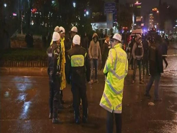 تركيا.. امرأة انتحارية تقتل ضابطاً في اسطنبول