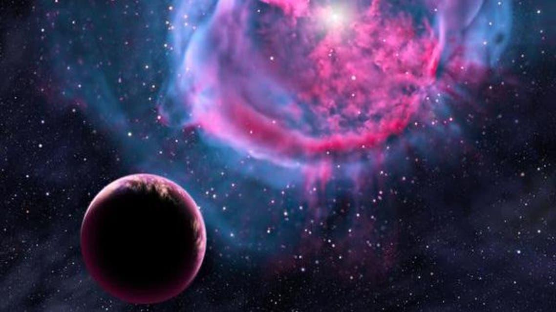 Space Twitter Astronomy Planet Nebula