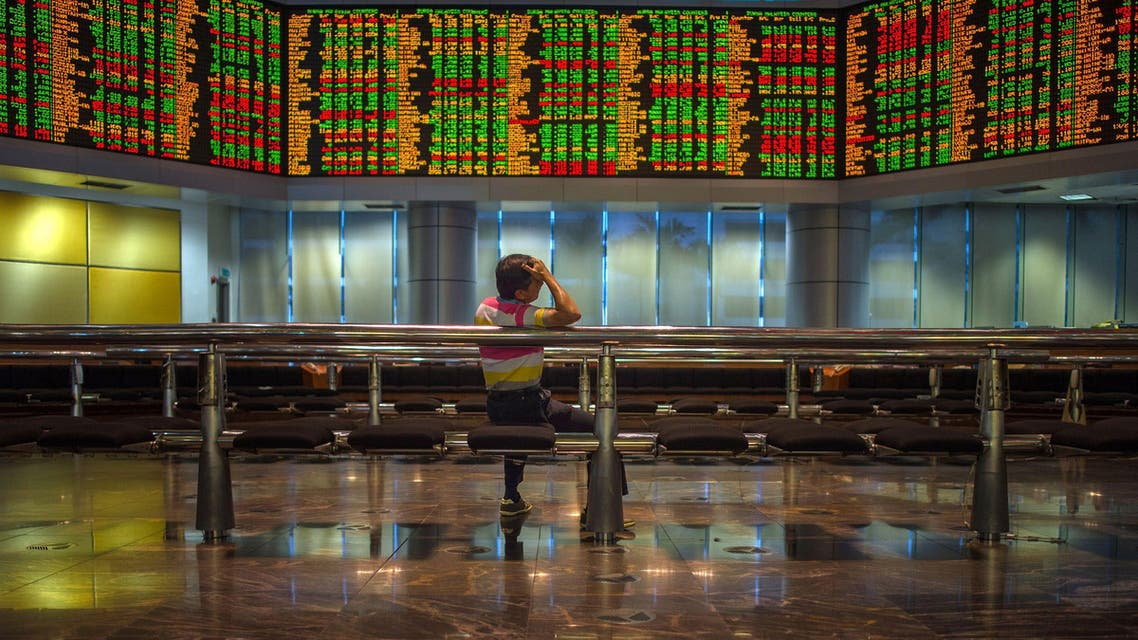 Kuala Lumpur stock AFP