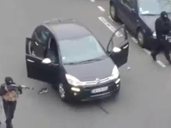 بالفيديو.. 12 قتيلاً في هجوم إرهابي على صحيفة فرنسية