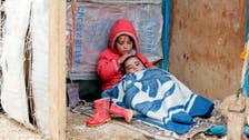 مأساة اللاجئين السوريين تتجدد في لبنان مع كل شتاء