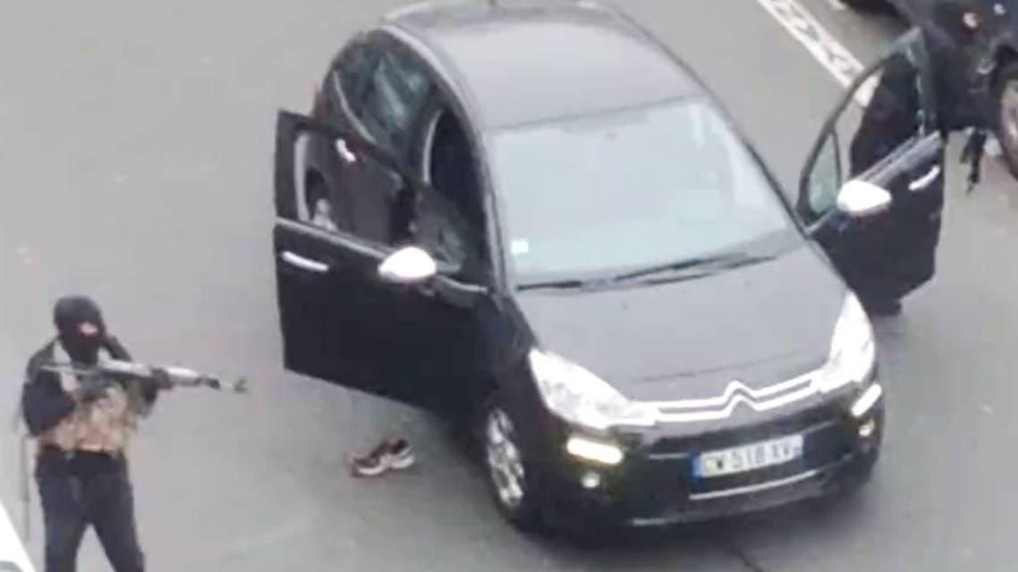 الهجوم على مقر الصحيفة في فرنسا