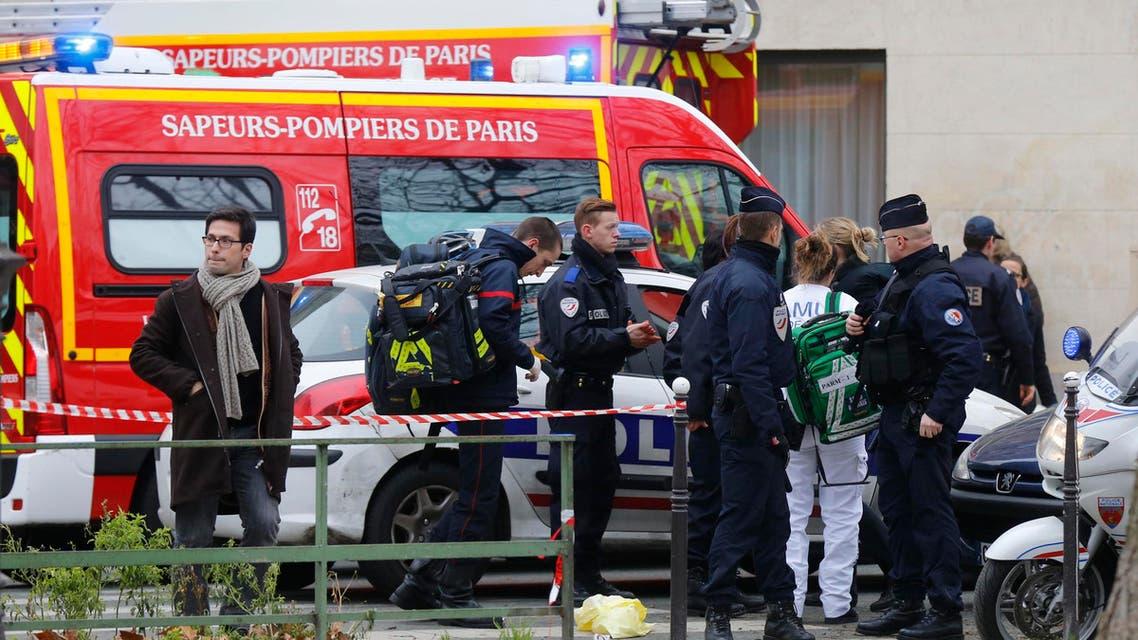 Deadly Paris shooting